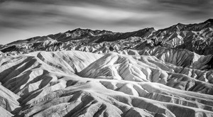 Wandbild Zabriskie Point