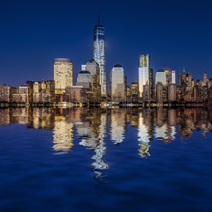 Wandbild Bartuccio A. - Freedom Tower