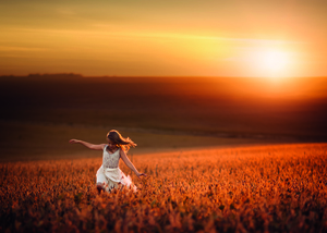 Wandbild Dusk by Jake Olson by 1x.com