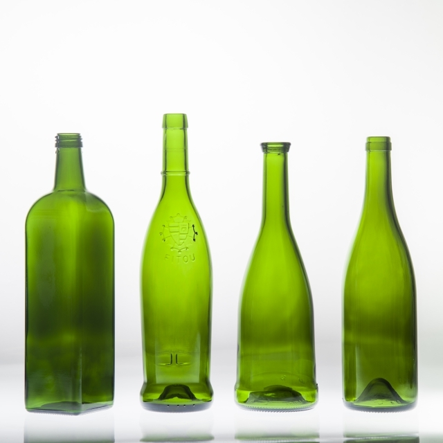 Bunte Flaschen | Colored Bottles