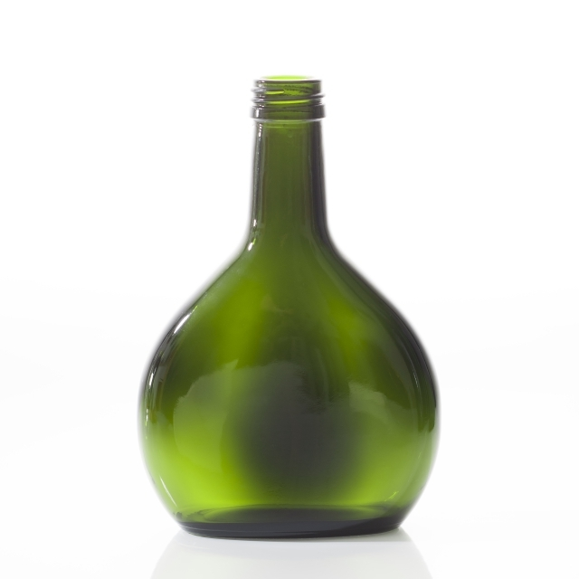 Gruen Flaschen | Green Bottles