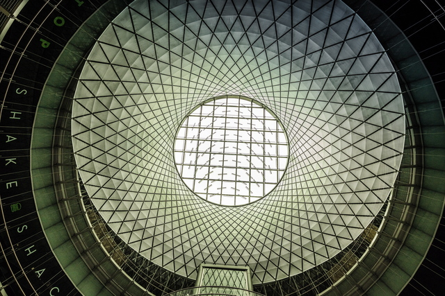 Vereinigte Staaten, USA, New York City, Manhattan, Lower Manhattan, Fulton Center