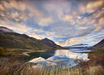 Wandbild Morning Delight at Lake Hawea